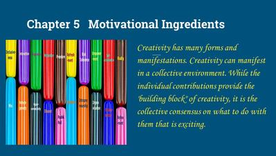 creativity, motivation