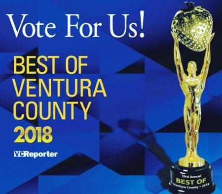 Please vote for us in the VC Reporter's Reader's Poll. Thank You