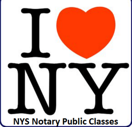 Official New York State Notary Licensing Classes