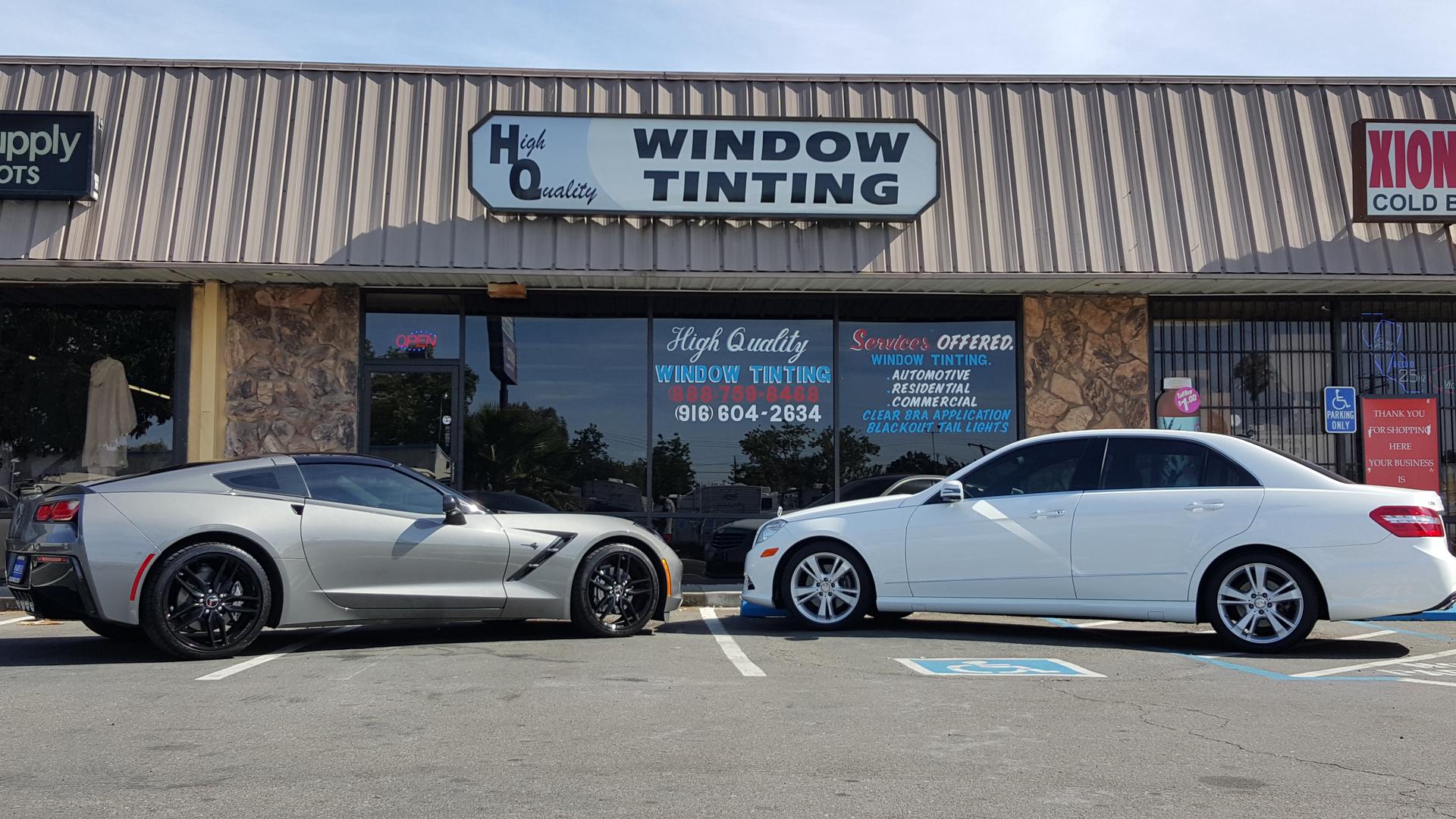 Window Tinting Sacramento >> Hq Window Tinting