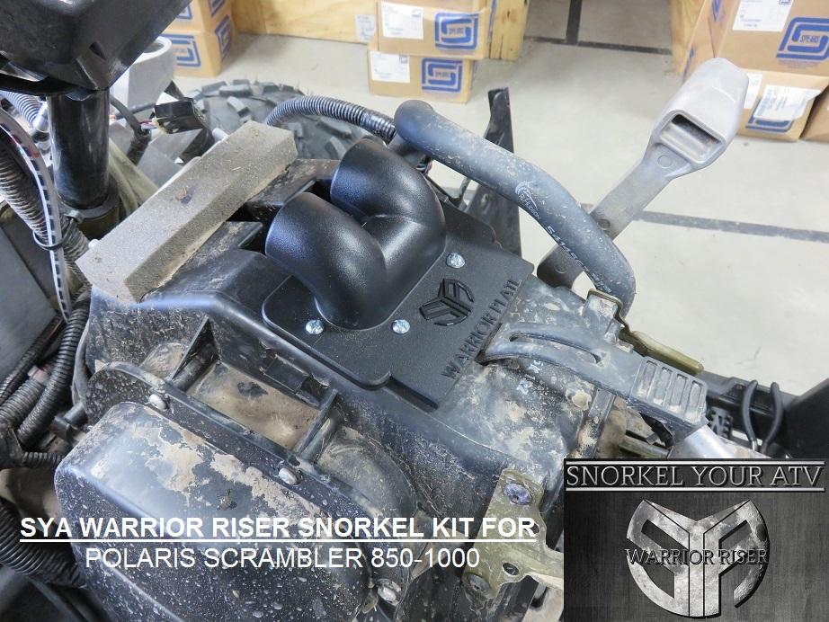 Polaris ATV Snorkel kits