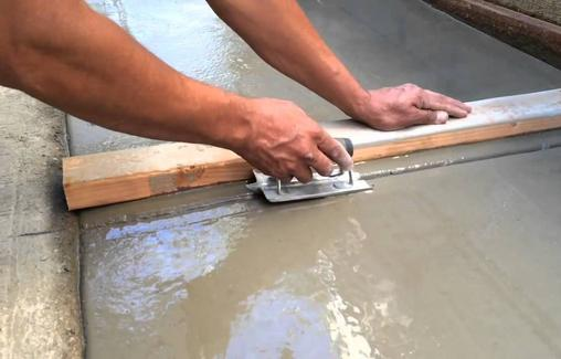 POURING CONCRETE SIDEWALK SERVICE ANTHEM NEVADA