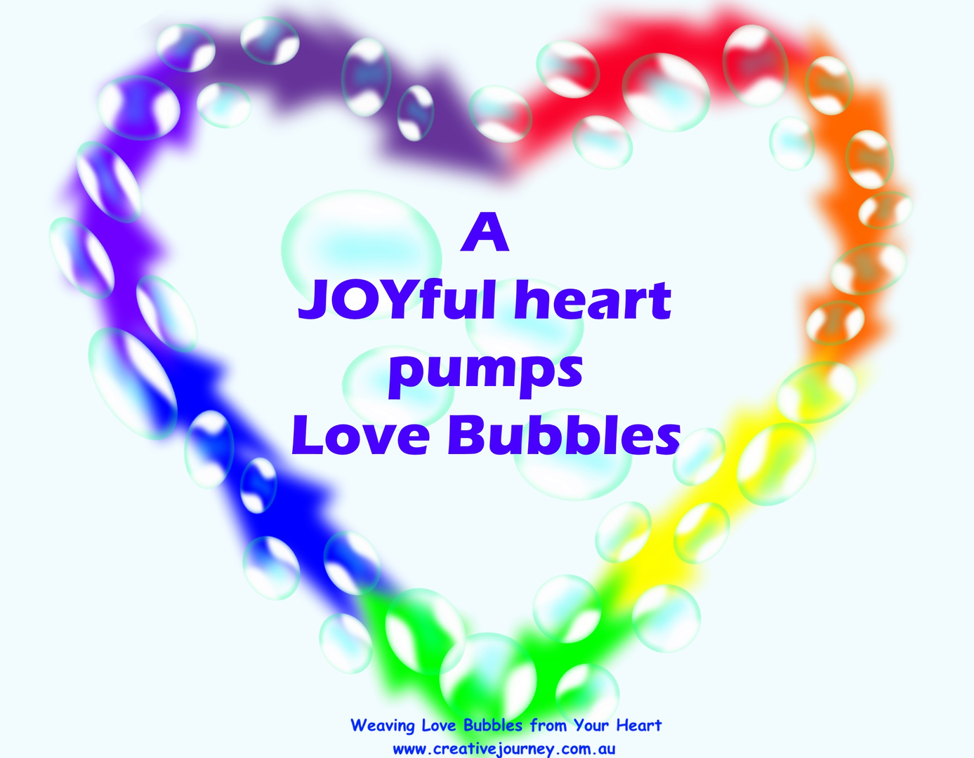 Love Bubbles Gifting Love & Uplifting through Giving & Paying It ...
