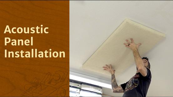Acoustic Wall Panel Installation Service and Cost in Edinburg McAllen TX - Handyman Services of McAllen