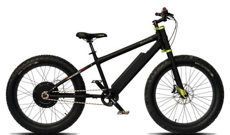 Prodecotech Rebel X Rigid Electric Bicycle