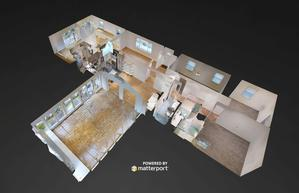 Matterport 3D in Savannah, Georgia