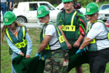 Community Emergency Response Team (CERT) Response Preparedness Programs