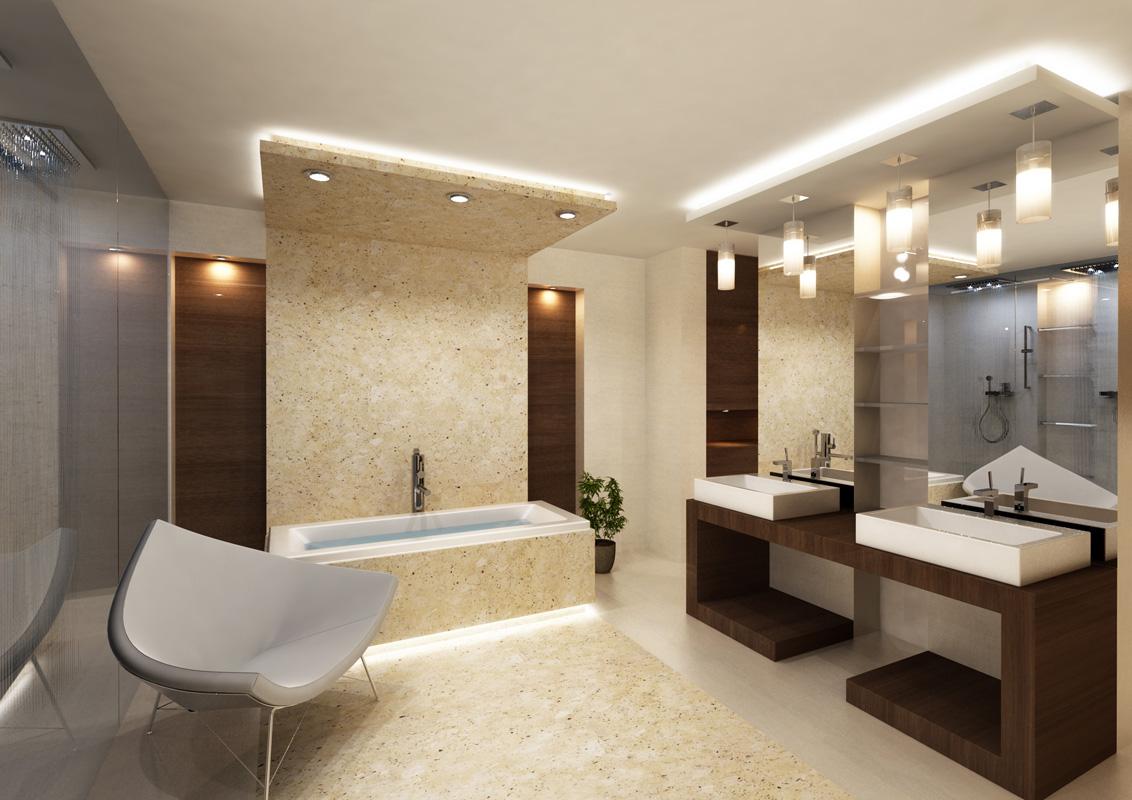 Large Bathroom Bath