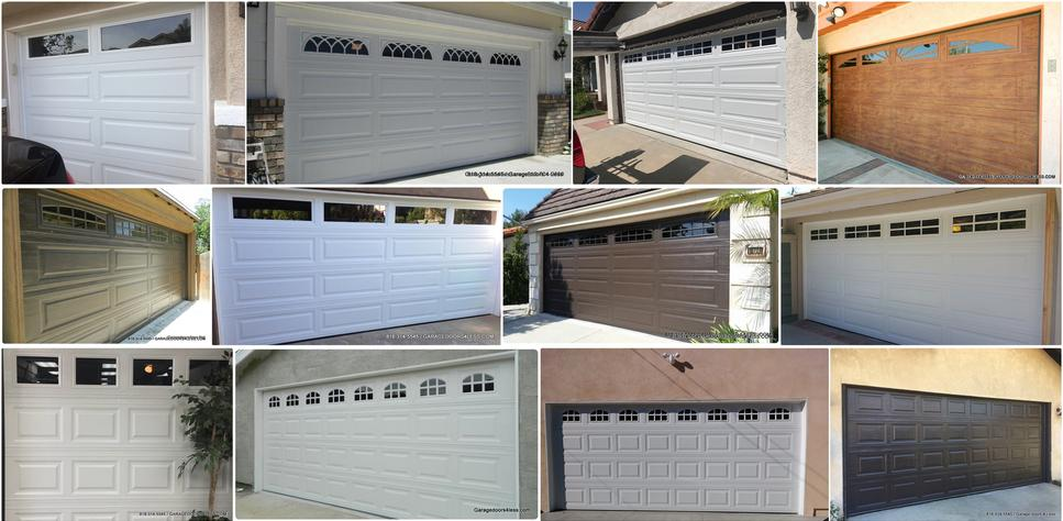 Garage Doors In Winnetka Ca 91306 Residential Garage Doors In