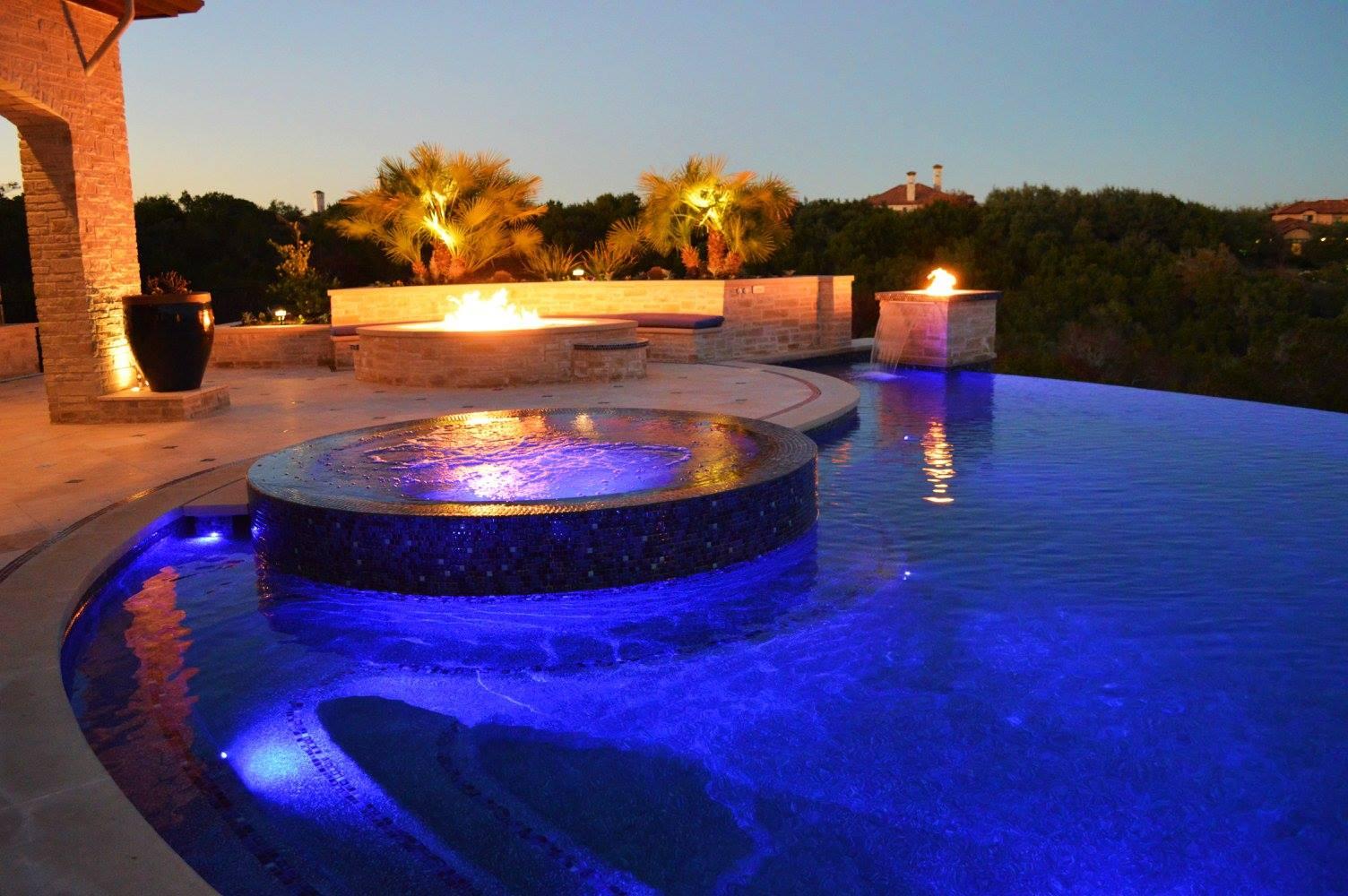 Custom Pool Designs johnson custom pools - pool builder, pool service, swimming pool