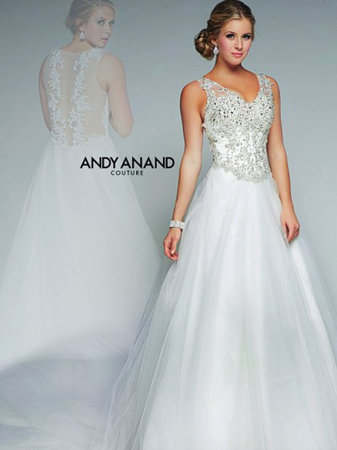 Andy Anand Couture Bridal Collection