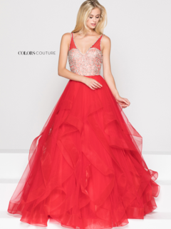 Colors Couture Prom 2018 Dress