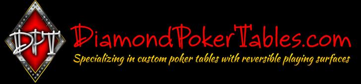 poker tables, custom poker tables, reversible poker tables