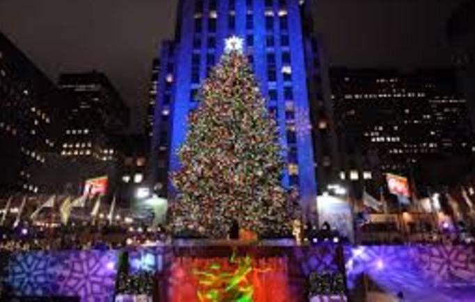 Christmas Tree Minora Lightings Christmas Parades Holiday Stuff