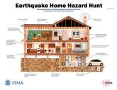 FEMA Earthquake Hazard Hunt Game