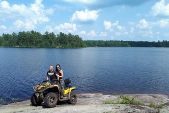ATV rental tours Ontario
