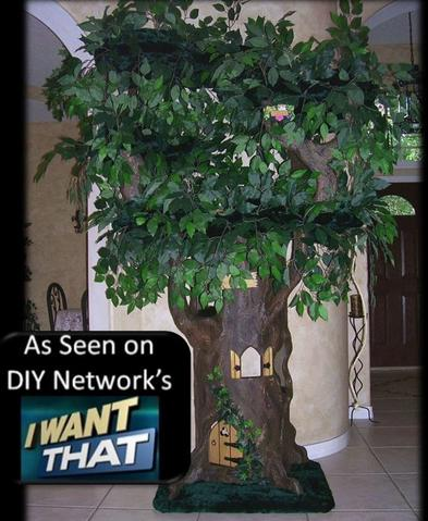 Cat Tree as seen on Season 6 diy networks I Want That