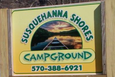 Susquehanna Shores Campground - Rv Camp Grounds, Tent