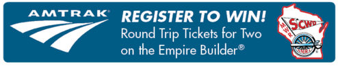 Win Amtrak Tickets