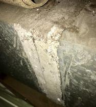 Asbestos Mastic Duct Insulation