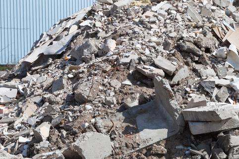Concrete Waste Haul Away Concrete Waste Removal Services In