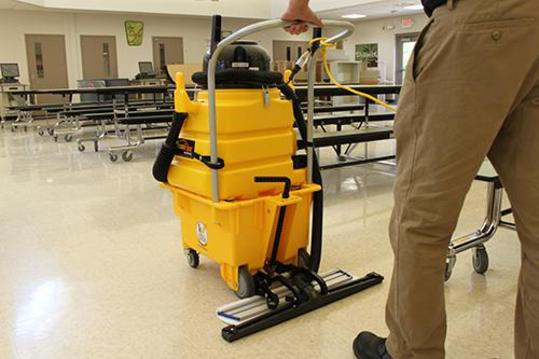 STORE FLOOR CLEANING SERVICES FROM RGV Janitorial Services