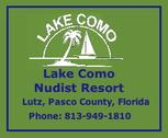 Lake Como Nudist Resort, Treasure Coast Naturists, Lutz, Florida, Fort Pierce, Florida, Hutchinson Island, Blind Creek Beach, St. Lucie County, nude beach, clothing optional beach, naturism, nudist, nudism, nudie, FKK