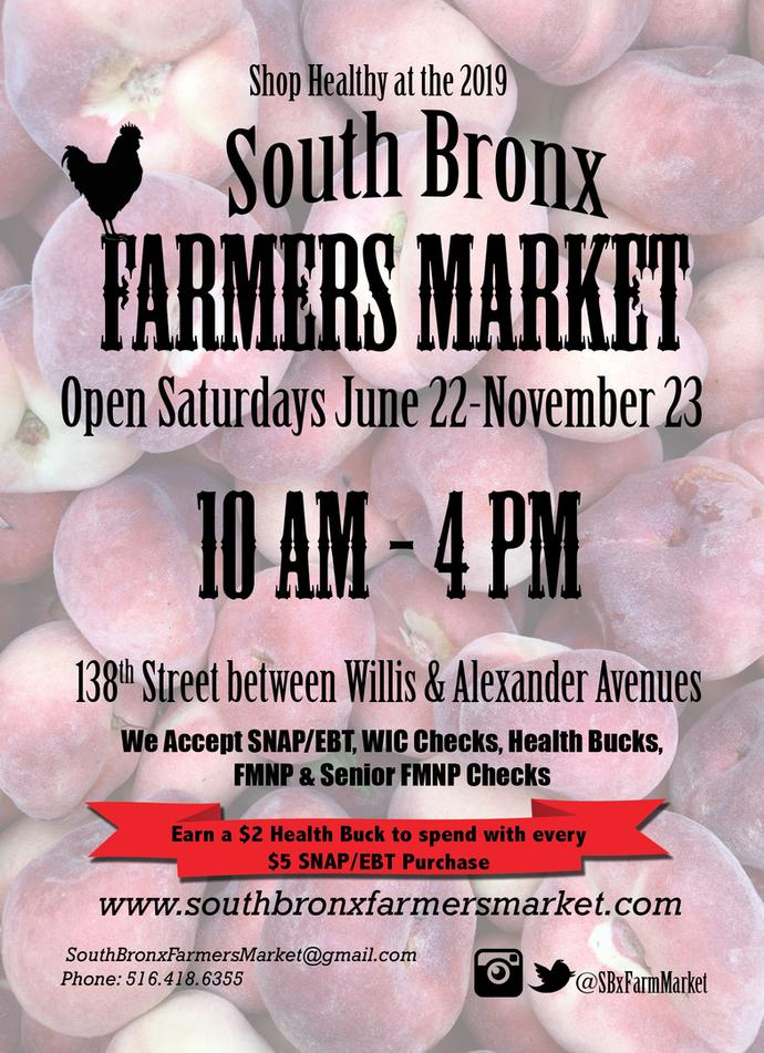 The South Bronx Farmers Market