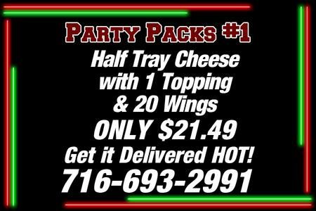 Pizza and Wing Deals Tonawanda