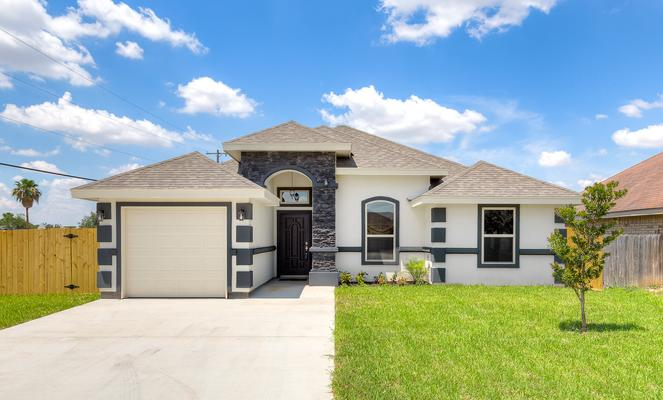 New Home in McAllen, TExas