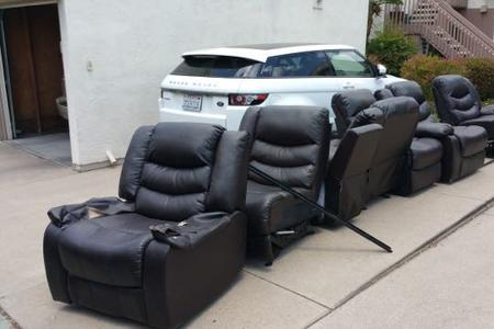 Sectional Couch & Sofa Removal Service and Price LNK Junk Removal