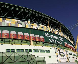 Estadio Jose Alvalade - Sporting
