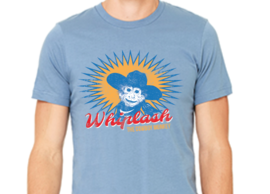 Whiplash the Cowboy Monkey T-shirt