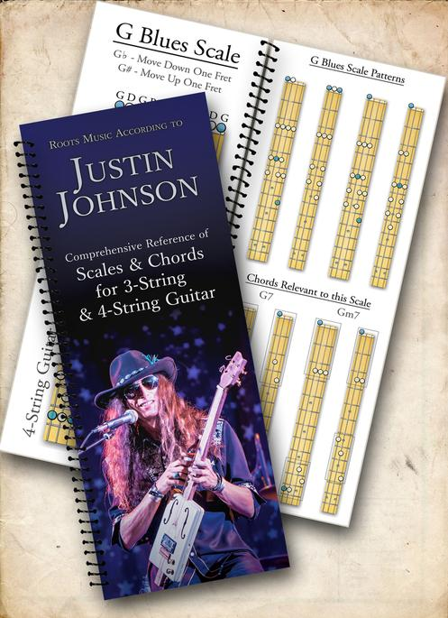 Scales & Chords Book