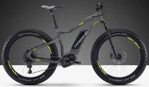 Haibike XDURO Fat Six 6.0 Electric Bike
