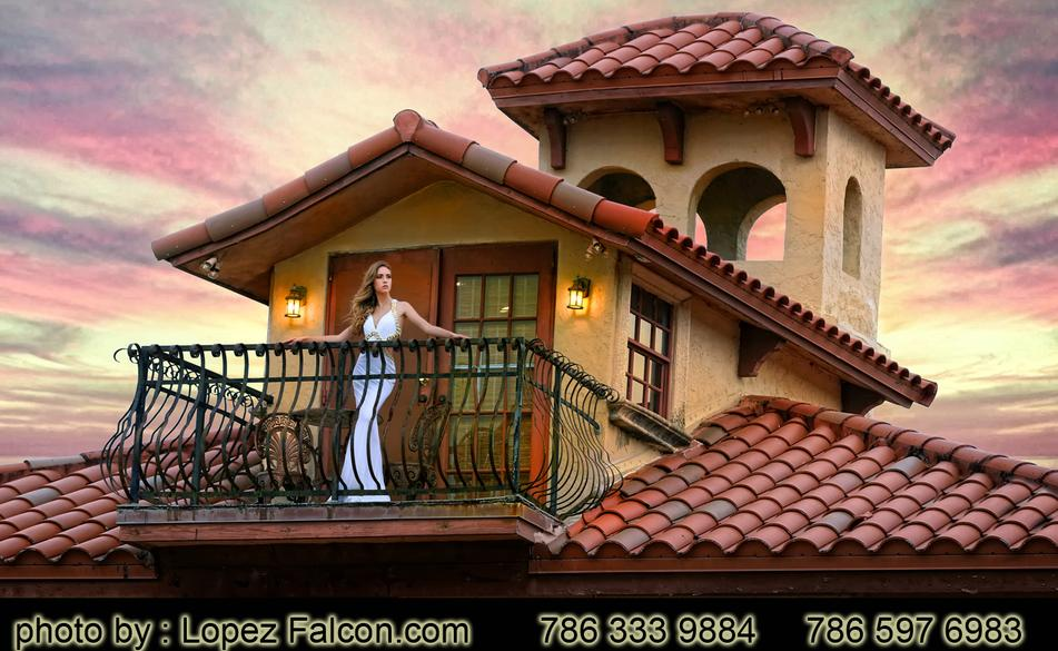 Quince Photography Villa Toscana Miami Florida USA Lopez Falcon Quinceanera Dresses Miami