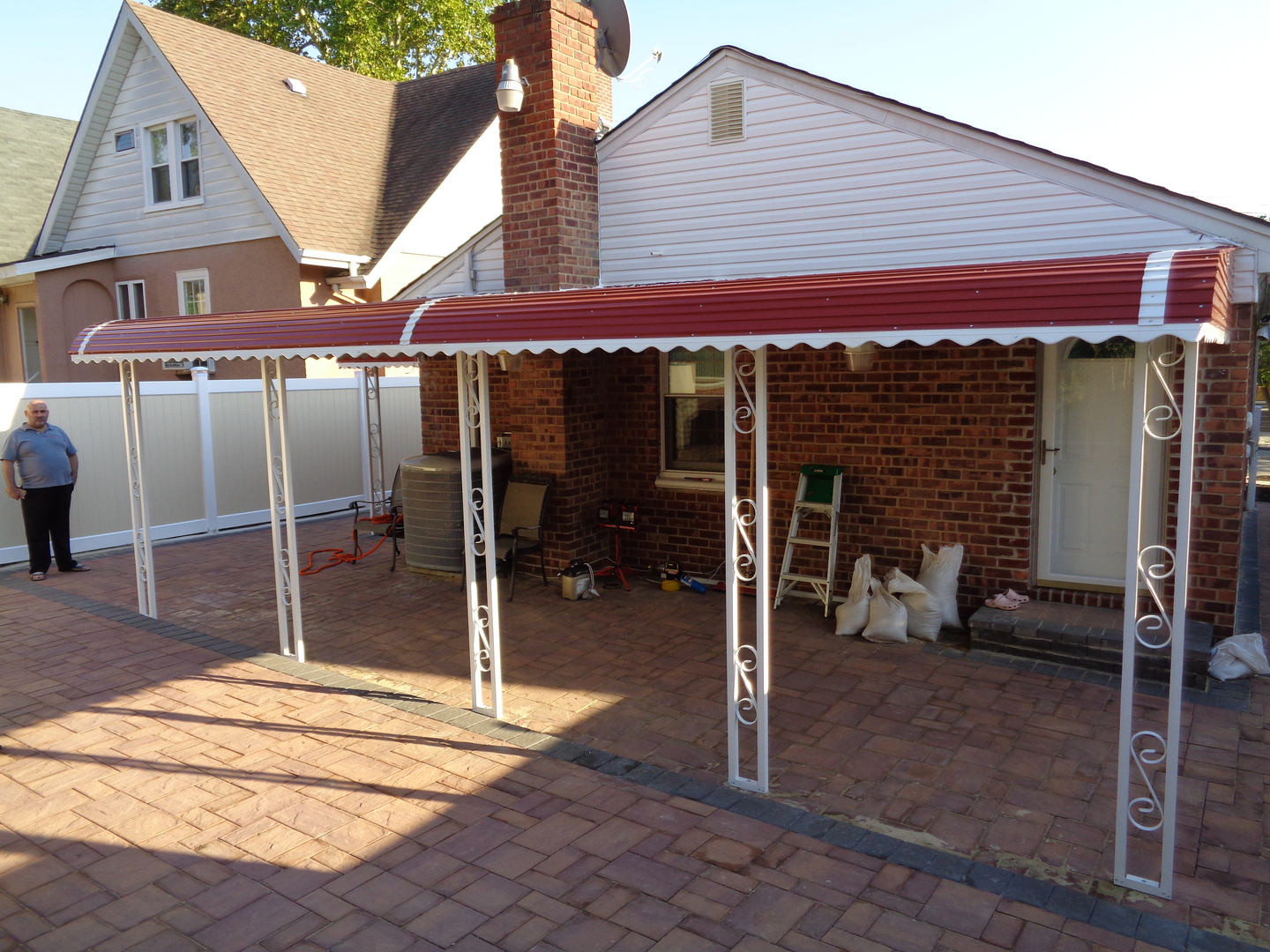 Home Awnings Free Estimate 718 640 5220 New York Company