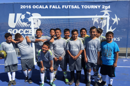 2016 OCALA FALL FUTSAL TOURNY 2nd