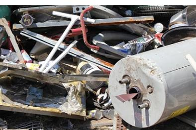 Leading Scrap Iron Removal Services in Lincoln NE | LNK Junk Removal