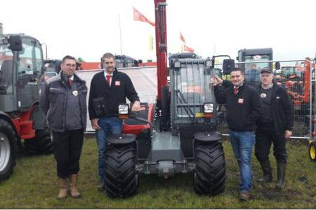 Weidemann T4512 Sold to Big Red Barn By Kirrane Machinery