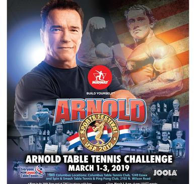 Click for Arnold Table Tennis Challenge