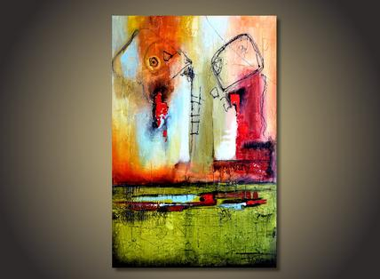 abstract paintings in Naples Florida