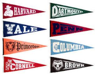 Ivy league schools Harvard Yale Brown Cornell Columbia College Educational Consultant