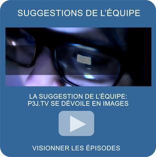 La suggestion de l'équipe