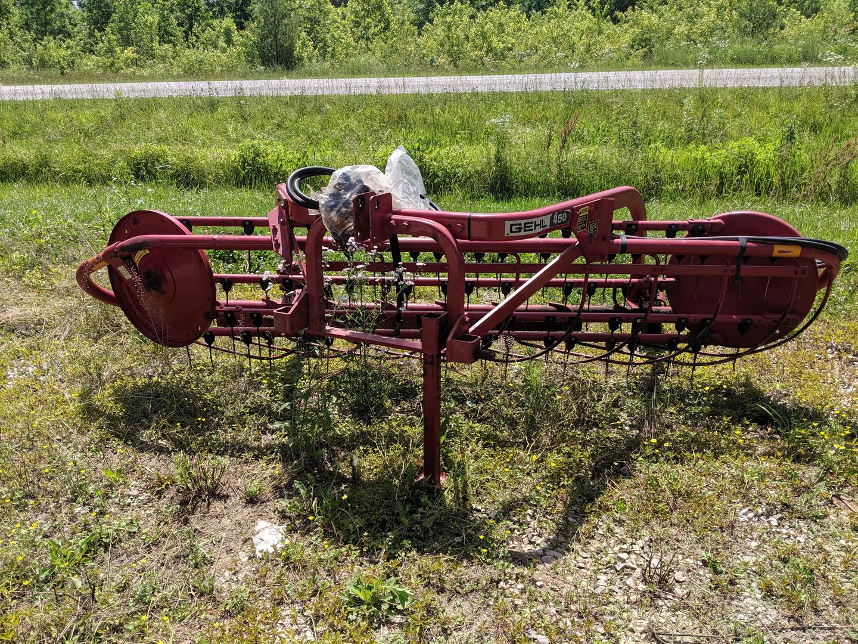 Used Hay Equipment