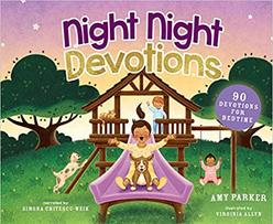 Night Night Bible Stories audio