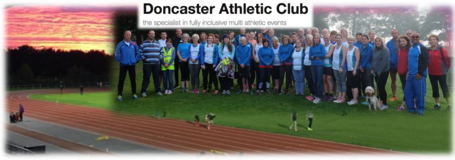 Doncaster based running club!