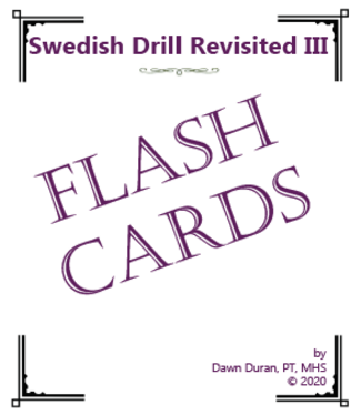 Swedish Drill Revisited III Flash Cards