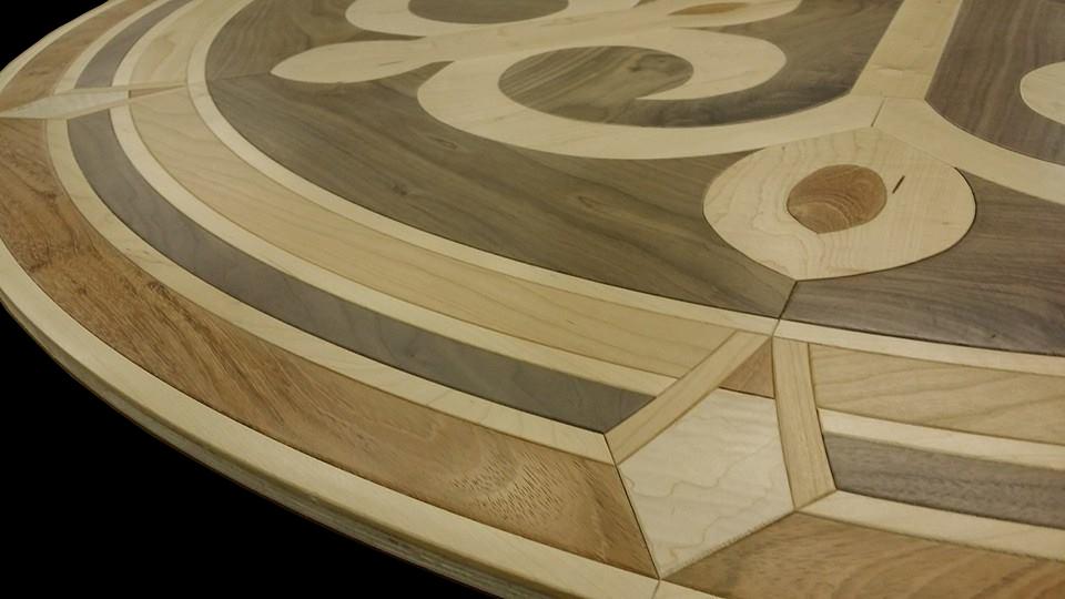 Medallion Wood Flooring