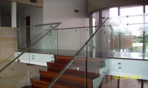 Stainless Steel And Glass Balustrading Perth WA